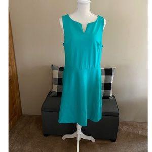 Cynthia Rowley Turquoise Dress Size 1X